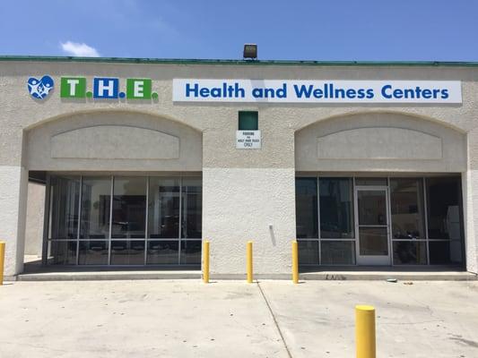 T.H.E. Clinic - Hawthorne Clinic