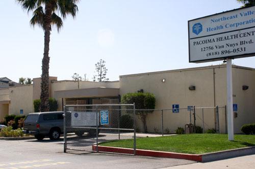 NEVHC - Pacoima Dental Center