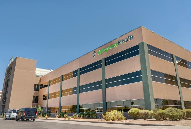 Valleywise Comprehensive Health Center - Phoenix