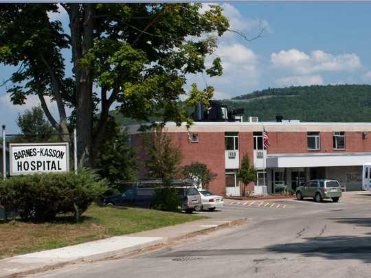 Barnes-Kasson  Hospital and Health Centers