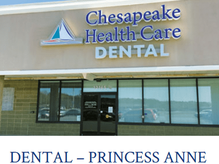 Princess Anne Dental - Chesapeake Health Care