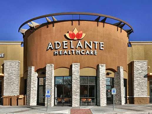 Adelante Healthcare Surprise Dental