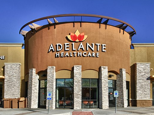 Adelante Healthcare Surprise